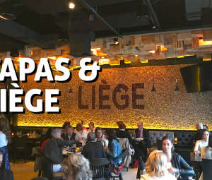 Tapas & Liège